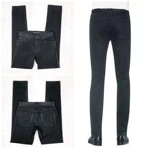 Joe's Jeans Men Slim Fit In Barron Black Size 30